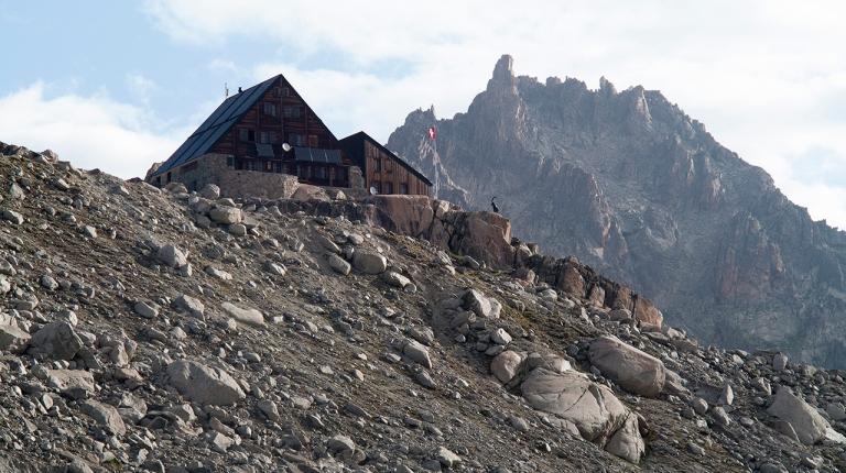 Cabane d`orny