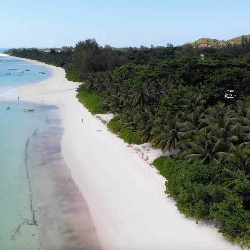 Honeymoon Seychelles Praslin 2019